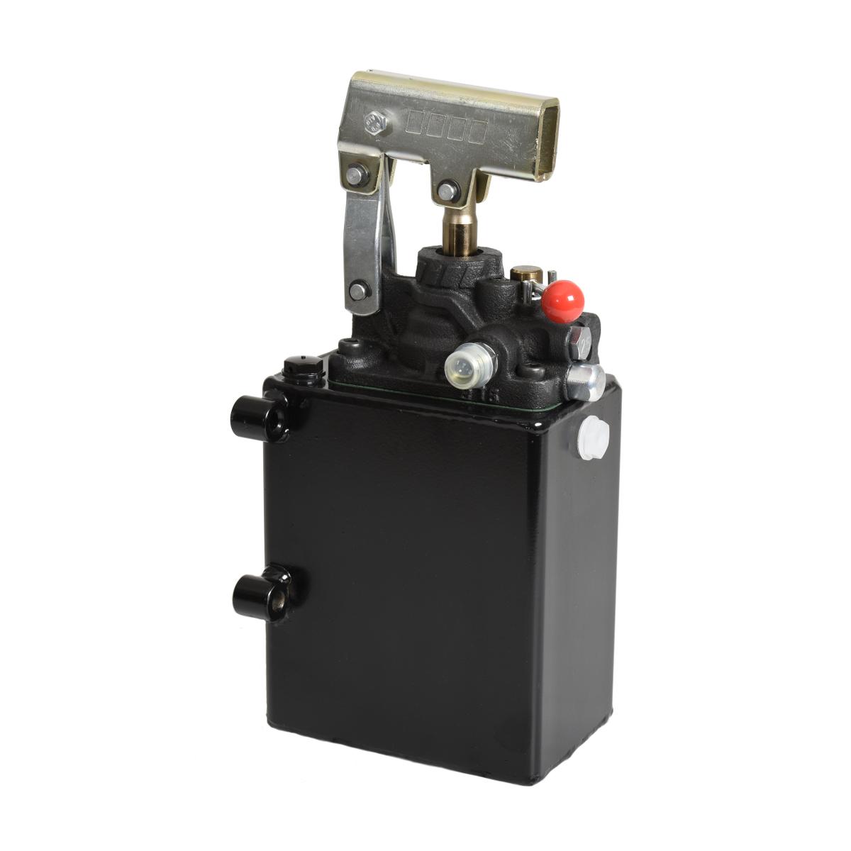Hydraulic Hand Pump : Hydraulic hand pumps